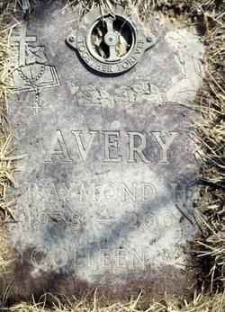 """Raymond Harold """"Papa"""" Avery"""