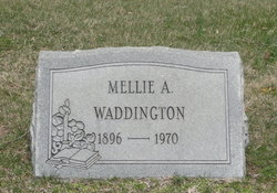 Mellie <I>Ayars</I> Waddington