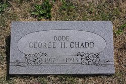 "George Hardesty ""Dode"" Chadd"