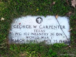 George Washington Carpenter, Sr