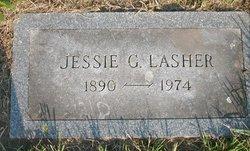 Jessie <I>Grosz</I> Lasher