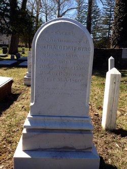 CPT Francis Otway Byrd