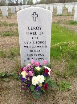 Leroy Hall Jr.