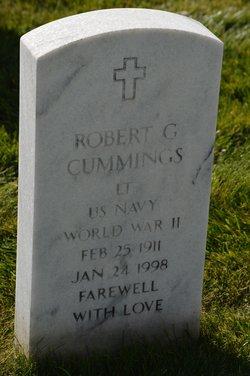 Robert G Cummings