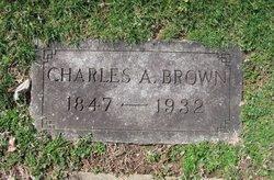 Charles Albert Brown