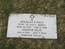 Douglas P Felix