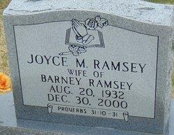 Joyce Marie <I>Bilbrey</I> Ramsey