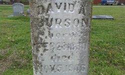 David Ackles Burson