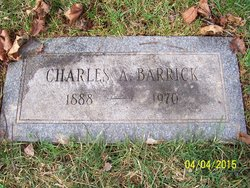 Charles Alexander Barrick