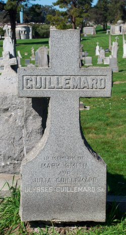 Ulysses Joseph Augustine Guillemard
