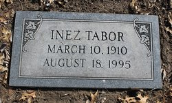 Inez Iva Tabor
