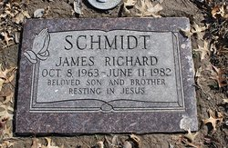 "James Richard ""Jim"" Schmidt"