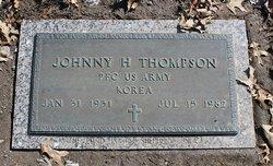Johnny H. Thompson