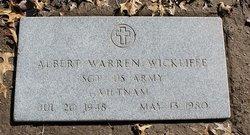Albert Warren Wickliffe