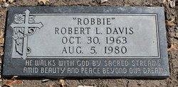 """Robert L. """"Robbie"""" Davis"""