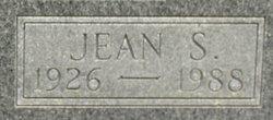 Jean <I>Scism</I> DeVoe