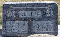 Effie Merinda <I>Ney</I> Draper