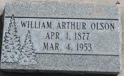 Arthur William Olson