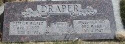 Estella L <I>Allred</I> Draper