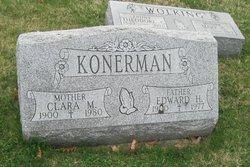 Clara M. <I>Bloemer</I> Konerman