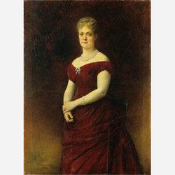 Anna Livingston-Reade <I>Street</I> Morton