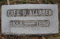 Fred D. Allaben