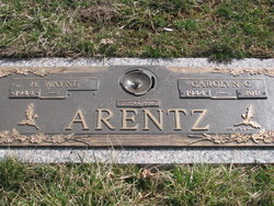 "Carolyn C. ""Grammy"" <I>Utz</I> Arentz"