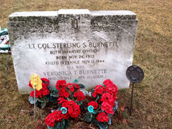 LTC Sterling S Burnette