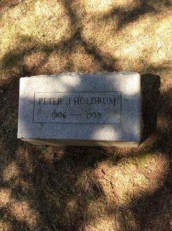 Peter J. Holdrum