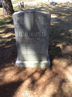 Thomas David Holdrum