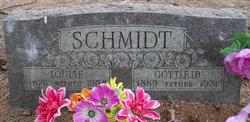 Gottleib Schmidt