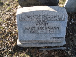 Mary <I>Gabriel</I> Bachman