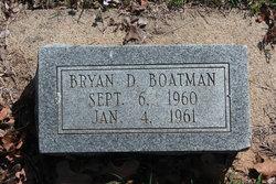 Bryan D. Boatman