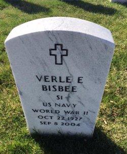 "Verle Edwin ""Pete"" Bisbee"