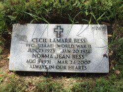 Cecil Lamarr Bess