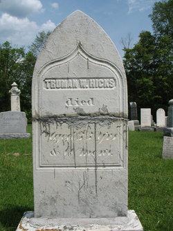 Truman W. Hicks