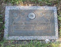 Marcia Redinger Crowley