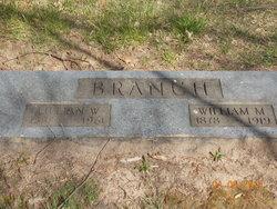 William McNeil Branch