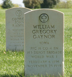 William Gregory Gaynor