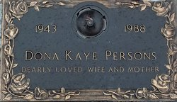 Dona Kaye <I>Nachtweih</I> Persons