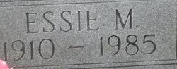 Essie <I>McBrayer</I> Brooks
