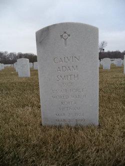 Calvin Adam Smith