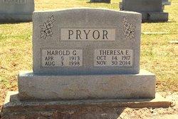 Harold G. Pryor