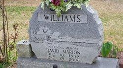 David Marion Williams