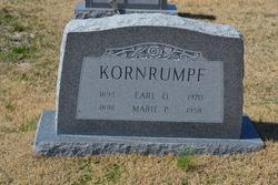 Marie P. <I>Koch</I> Kornrumpf