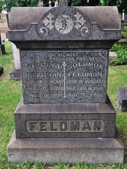 Solomon Feldman