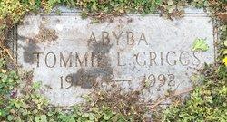 Tommie L Griggs