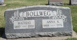 """Mathias """"Matt"""" Bollweg"""
