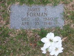 James Edgar Forman