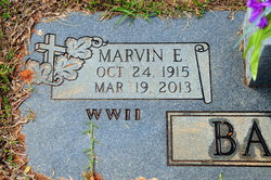 Marvin Edwin Baker